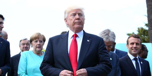 Alors que les négociations étaient au point mort depuis l'arrivée de Donald Trump, les discussions concernant l'accord de libre-échange TTIP entre les Etats-Unis et l'Union européenne pourraient reprendre.