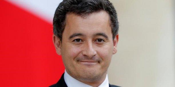 Gérald Darmanin, le ministre des Comptes publics qui veut réduire le budget de la Défense alors que la France est en guerre...