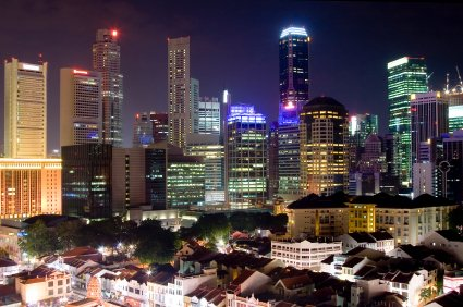 Singapour est aujourd'hui l'un des rares Etats à encore bénéficier d'une notation AAA de la part des trois principales agences de notation.