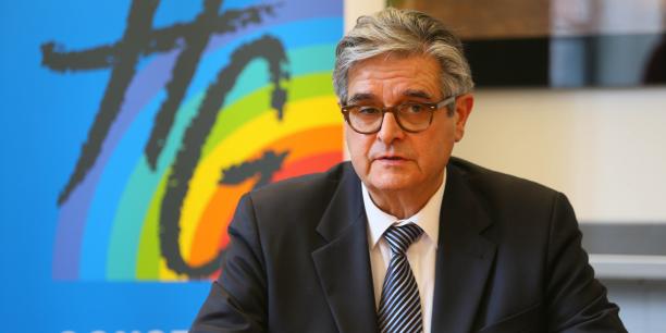 Georges Méric veut équilibrer économiquement tous les territoires du département.