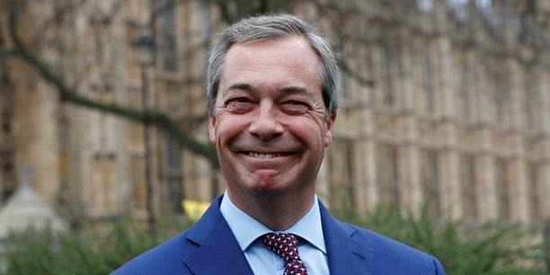 C'est tout simplement de l'hystérie, a déclaré l'ex-leader de Ukip, Nigel Farage.