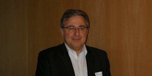 Philippe Maurin-Perrier, président de ViaMéca
