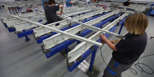Plus de 1 000 salariés travaillent aujourd'hui chez Figeac Aéro dans le Lot.