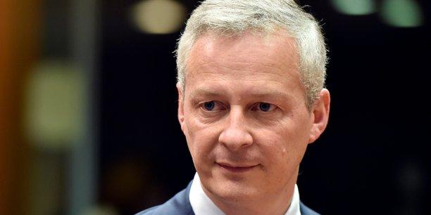 Bruno Le Maire reprend le flambeau de la mobilité bancaire.