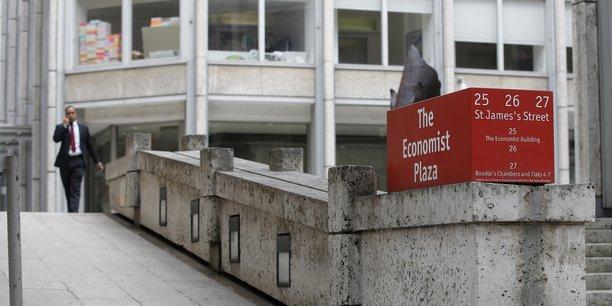Pour la première fois, l'hebdomadaire The Economist n'appelle à voter pour aucun candidat à l'élection générale britannique.  Ici, les locaux de The Economist, à Londres.