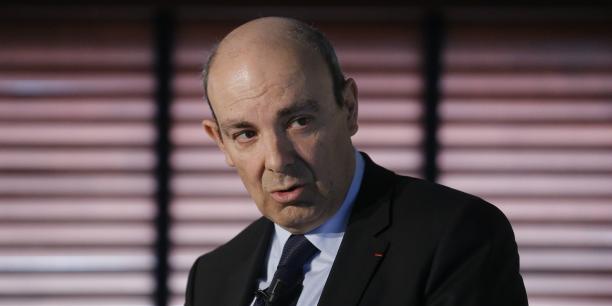 A la tête du Groupement des industries françaises aéronautiques et spatiales depuis près de quatre ans, Marwan Lahoud s'efface avant le salon aéronautique du Bourget pour laisser la place au PDG de Dassault Aviation, Eric Trappier.