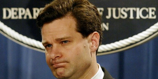 Christopher Wray est considéré comme un vétéran de la justice aux Etats-Unis.