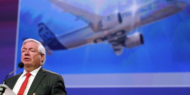 John Leahy quittera Airbus d'ici à la fin de l'année