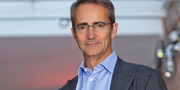 Le français Bernard Liautaud, directeur général de Balderton Capital