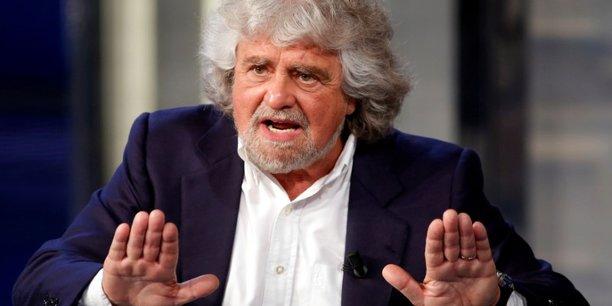 Le Mouvement est battu à Gênes, ville du fondateur du mouvement, Beppe Grillo.