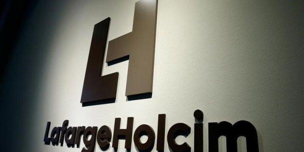 LafargeHolcim nomme Géraldine Picaud directrice financière