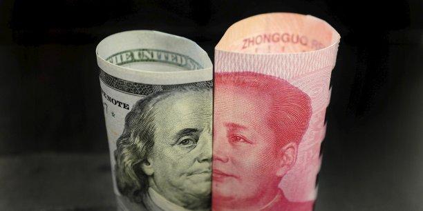 Pour la première fois ce mardi 13 juin, la BCE a échangé des dollars contre des yuans.
