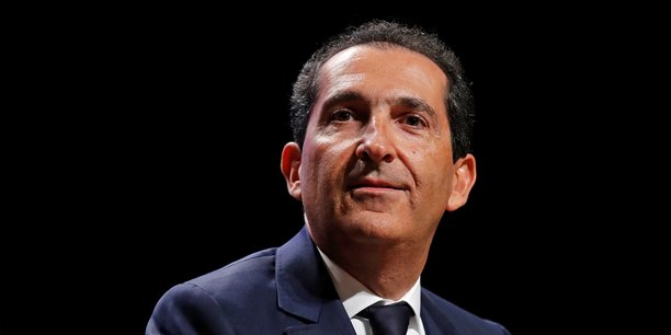 Patrick Drahi, le propriétaire d'Altice (maison-mère de SFR en France).