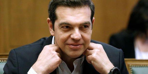 Pour le premier ministre grec AlexisTsipras, la Grèce commence à aller mieux et les investisseurs, notamment Français, arrivent.