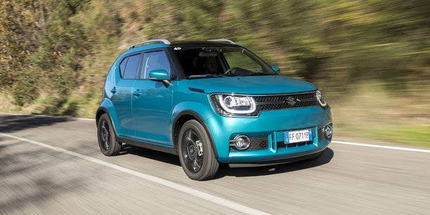 suzuki ignis un suv tr s fonctionnel mais sans le charme de la swift. Black Bedroom Furniture Sets. Home Design Ideas