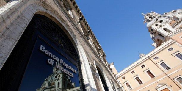 Pas d'accord sur le sauvetage de 2 banques italiennes[reuters.com]