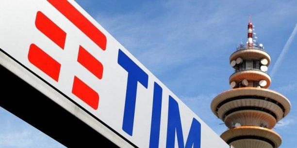 Telecom italia poursuit son bras de fer sur le tres haut debit[reuters.com]
