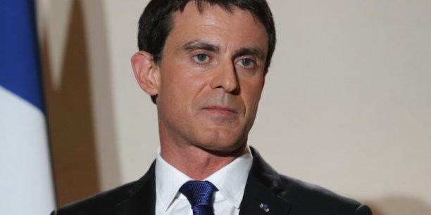 Valls annonce qu'il est reelu, france insoumise conteste[reuters.com]