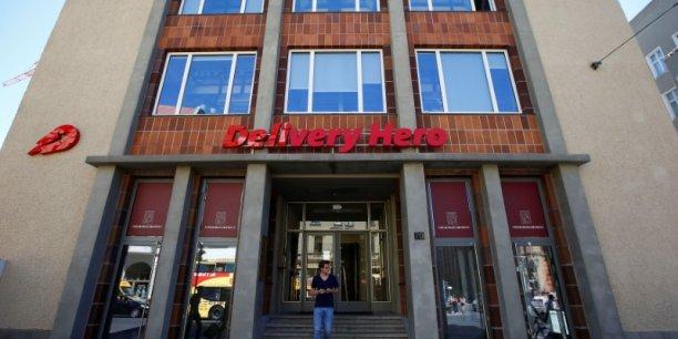 Delivery hero veut lever pres d'un milliard d'euros pour son ipo[reuters.com]