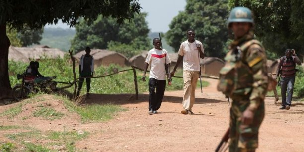 Accord de paix pour la centrafrique signe a rome[reuters.com]