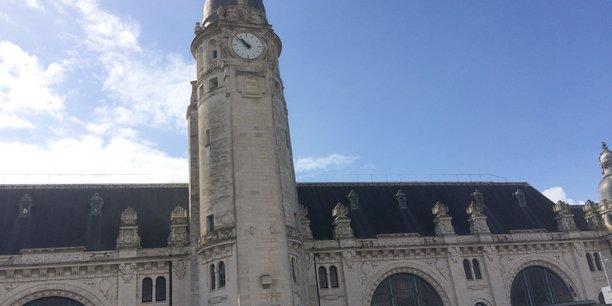 La gare de La Rochelle connaît une fréquentation en hausse de 16 % en un an