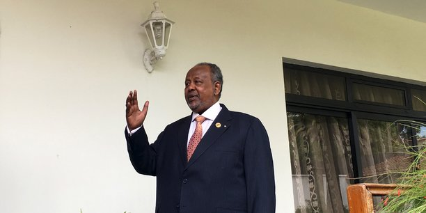 Ismail Omar Guelleh, président de Djibouti