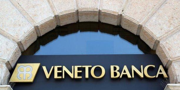 Si des banques ne sont pas rentables, il est préférable de les laisser quitter le marché plutôt que de les maintenir artificiellement en vie avec des recapitalisations préventives, a fait valoir une porte-parole du ministère allemand des Finances. La liquidation des deux banques de Vénétie par Rome devrait coûter 17 milliards d'euros.