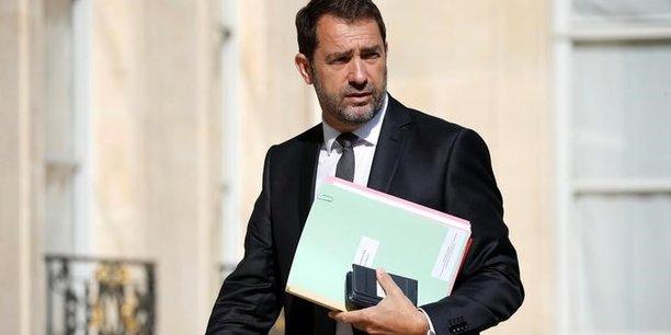 Christophe Castaner, porte-parole du gouvernement et secrétaire d'Etat aux Relations avec le Parlement.
