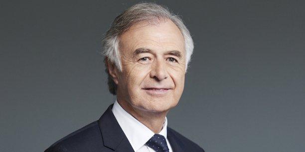 Philippe Petitcolin, directeur général de Safran.
