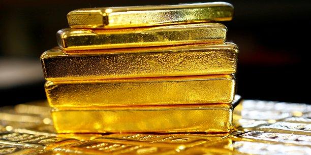 Le volume concerné a grimpé à 1,8 million d'onces d'or en une minute (soit environ 56 tonnes!), un niveau qui n'avait pas même été atteint lors de l'élection surprise du président américain Donald Trump ou lors du référendum au Royaume-Uni qui avait vu le leave (quitter l'Union européenne) l'emporter.