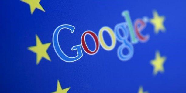 La Commission européenne a laissé 90 jours à Google pour cesser son activité sous peine de représailles.