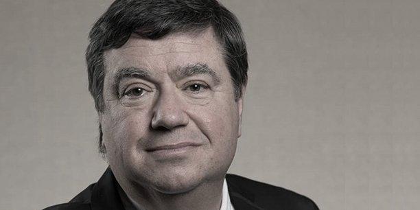 Didier Roux, nouveau président d'Unitec