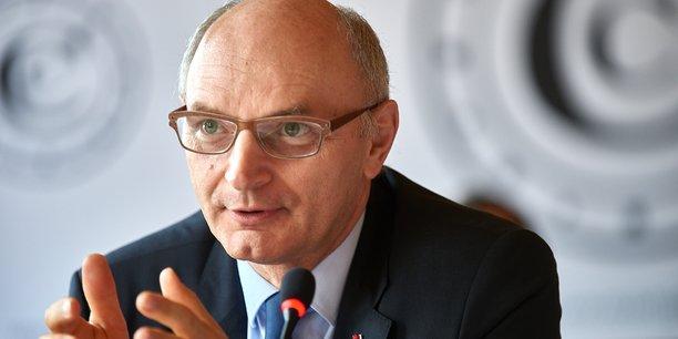 Le président de la Cour des comptes Didier Migaud.