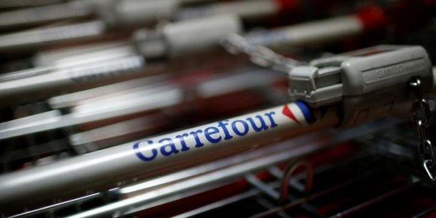 Bourse Carrefour Chute Lourdement Et Entraîne Casino