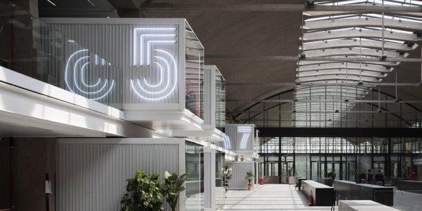 La French Tech et l'Inria ont signé un partenariat pour rapprocher les chercheurs et les entrepreneurs à Station F.