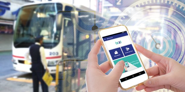 L'application E-ZyWay a été conçue par Ixxi TechSide pour guider le voyageur en mixant recherche d'itinéraire et réalité virtuelle.