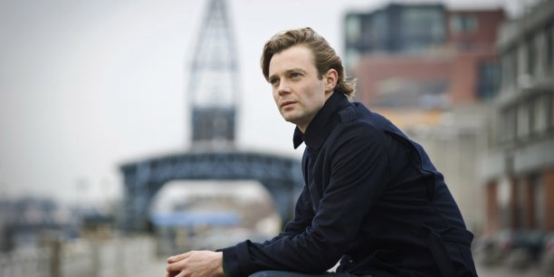 Bas Smets, paysagiste, architecte et ingénieur belge et commissaire général d'Agora 2017