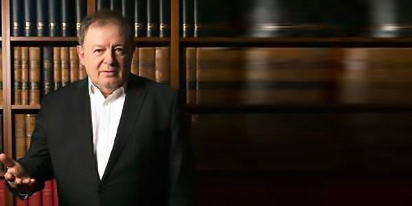 Maître Jean-Pierre Mignard, Président-fondateur de JISR France Djazaïr-Nouvelles Technologies.