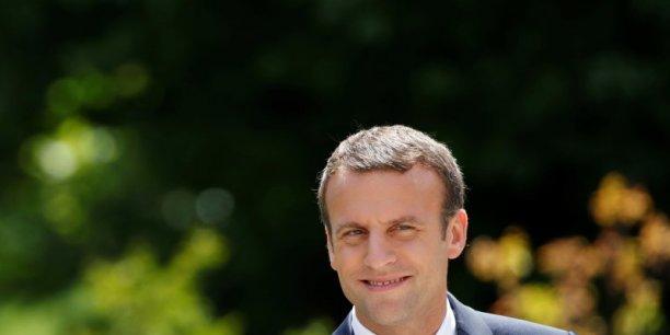 G20 : Macron annonce un
