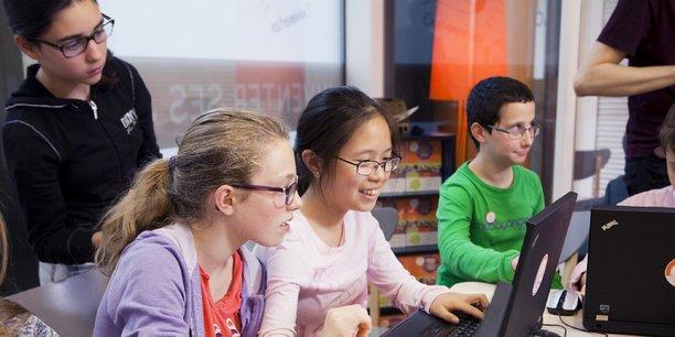 5.000 enfants de 6 à 15 ans ont été accueillis depuis la création de Magic Makers il y a trois ans à Paris.