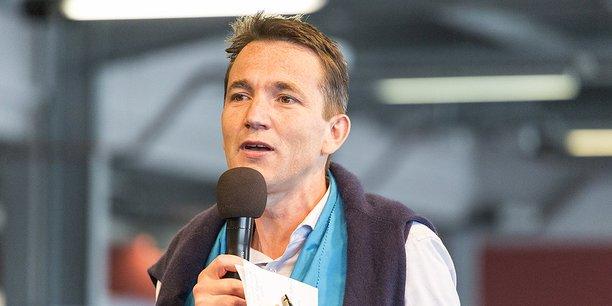 Stéphane André, directeur de l'APM