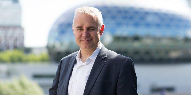 Stéphane Allaire, le patron d'Objenious (Bouygues Telecom).