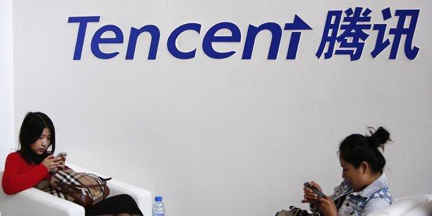 L'éditeur chinois Tencent a généré environ 6 milliards de yuans (780 millions d'euros) au premier trimestre 2017 avec son titre phare King of glory.