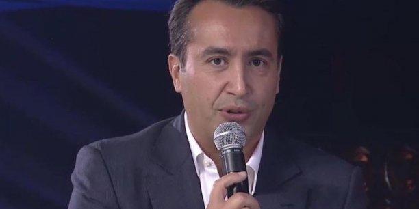 Bernard Mourad, 43 ans, s'est fait un nom en aidant Patrick Drahi à partir à l'assaut de SFR et à construire son empire des télécoms et des médias.