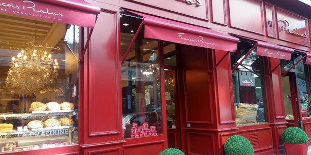 La boutique stéphanoise devrait dépasser le million d'euros de chiffre d'affaires annuel.