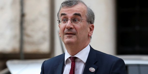 François Villeroy de Galhau, le gouverneur de la Banque de France, est aussi président de l'Autorité de contrôle prudentiel et de résolution (ACPR), le superviseur des banques.