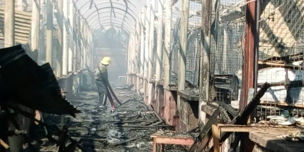 L'incendie du plus grand marché de lusaka, qui s'est déclenché dans la nuit du mardi 4 juillet, a emporté une centaine de commerces et une importante quantité de marchandises.