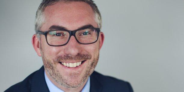 Fraser Bell est Chief Revenue Officer chez BSO Networks, fournisseur d'infrastructures cloud notamment pour les services financiers.