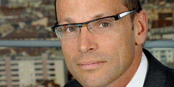 Marc-André Audisio est nommé directeur EY Auvergne Rhône-Alpes.