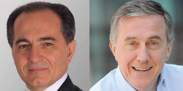 Patrick Bataillard (à gauche) et Patrick Bertrand entrent au conseil de surveillance d'Alila.